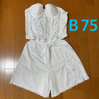 ウィング(Wing)のブライダルインナー B75(ブライダルインナー)