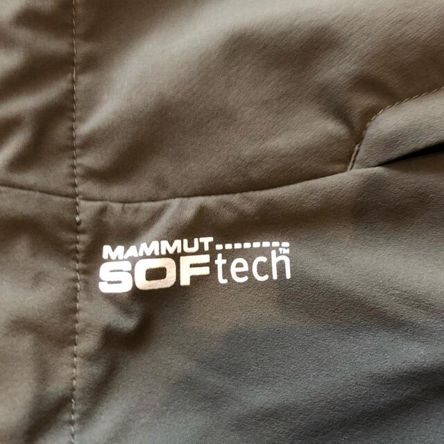 Mammut(マムート)のMAMMUT(マムート)  ソフテック グラナイト ジャケット レディース スポーツ/アウトドアのアウトドア(登山用品)の商品写真
