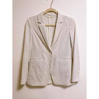 カリテ(qualite)の【カリテ】春夏ジャケット 36サイズ(テーラードジャケット)