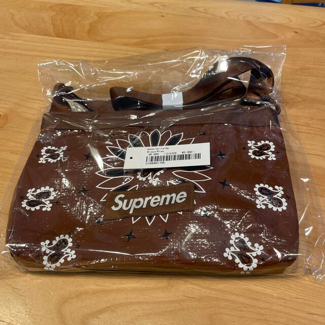 Supreme(シュプリーム)のSupreme Bandana Tarp Side Bag メンズのバッグ(ショルダーバッグ)の商品写真