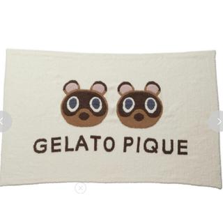 gelato pique - ジェラートピケどうぶつの森つぶまめジャガードブランケット