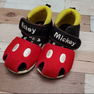 ディズニー(Disney)のミッキー サンダル(サンダル)