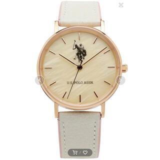ポロラルフローレン(POLO RALPH LAUREN)の【U.S. POLO ASSN.】ユーエスポロアッスン 腕時バイカラー 36mm(腕時計)