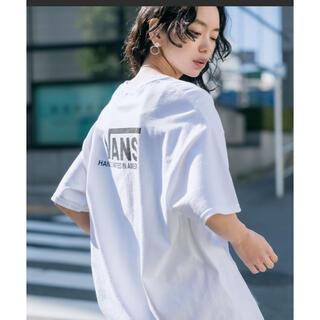 ヴァンズ(VANS)のVANS ヴァンズ 半袖Tシャツ(Tシャツ(半袖/袖なし))