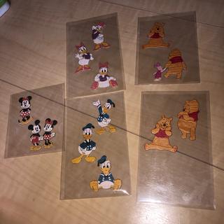 ディズニー(Disney)のディズニー 木製 シール(キッズ/ファミリー)