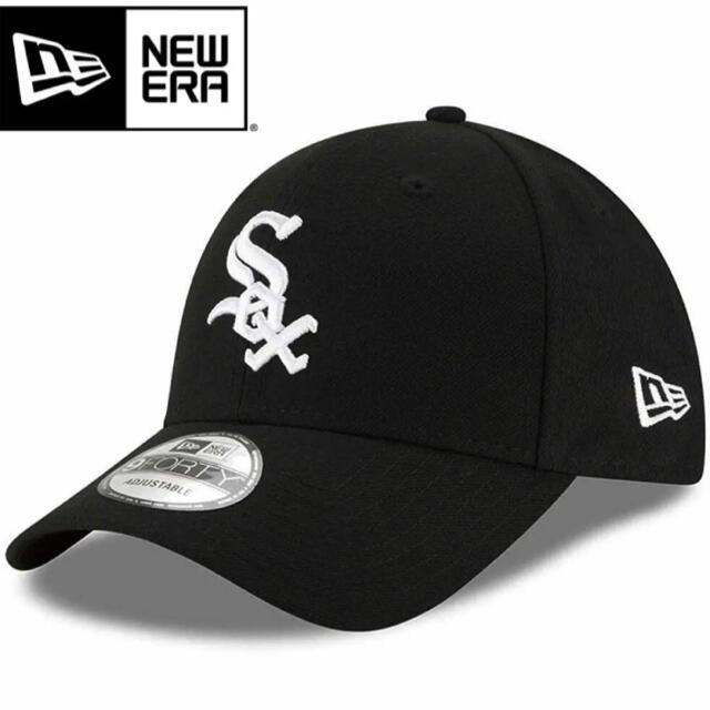 NEW ERA(ニューエラー)のニューエラ キャップ 黒 SOX シカゴ ホワイトソックス ブラック OTC メンズの帽子(キャップ)の商品写真
