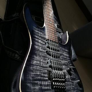 アイバニーズ(Ibanez)のIbanez j custom RG7570 新品同様(エレキギター)