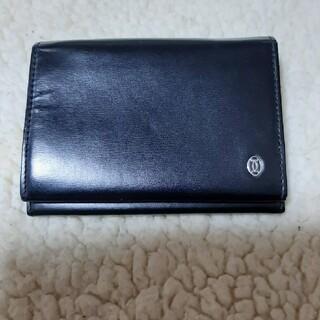 カルティエ(Cartier)の【正規品 美品】カルティエ 名刺入れ  カードケース(名刺入れ/定期入れ)