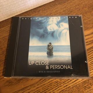 廃盤品 トーマス・ニューマン Up Close and Personal 映画 (映画音楽)