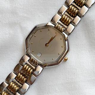 クリスチャンディオール(Christian Dior)の【稼働品】ディオール◆レディースウォッチ(腕時計)