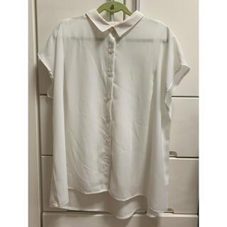 GU - GU ホワイトシャツ