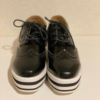 ミラオーウェン(Mila Owen)のMila Owen プラットフォームシューズ(ローファー/革靴)