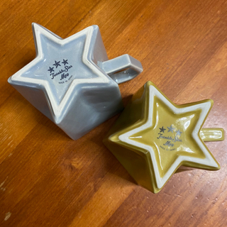 unico - ウニコ unico 星のマグカップ 星の食器 スターモチーフ