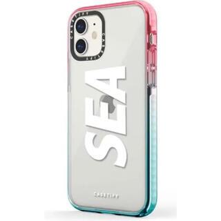 シー(SEA)のwindandsea casetify iphone mini ケースティファイ(iPhoneケース)