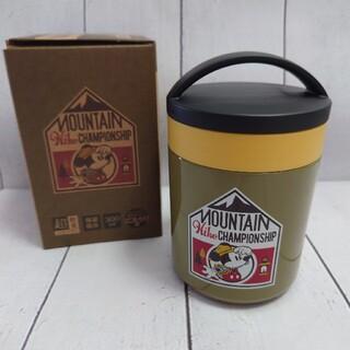ミッキーマウス - ★新品★超軽量 保温保冷 デリカポット レシピ付き Mickey Outdoor