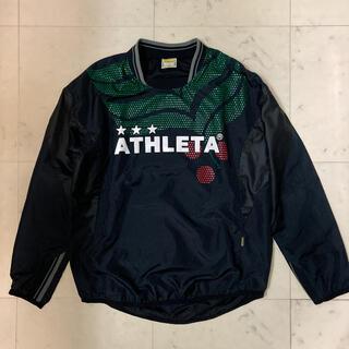 ATHLETA - アスレタ ピステ 上下セット 黒色 150サイズ
