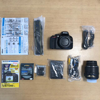 Nikon - Nikon ニコン D5100 18-55VR レンズキット