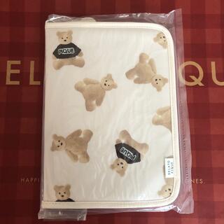 ジェラートピケ(gelato pique)の大人気 新品未開封 完売品 ジェラートピケ ベアモチーフ母子手帳ケース (母子手帳ケース)