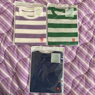 ユニクロ(UNIQLO)のユニクロ クルーネックT 3枚セット(Tシャツ/カットソー)