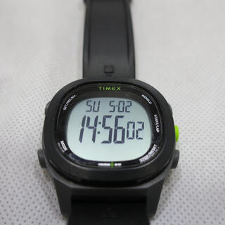 タイメックス(TIMEX)のTIMEX タイメックス アイアンマン トランジット 国内未発売カラー(腕時計(デジタル))