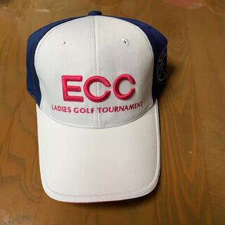 パーリーゲイツ(PEARLY GATES)のジャックバーニー パーリーゲイツ 帽子 キャップ ゴルフ ECC(キャップ)