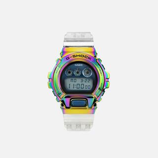 カシオ(CASIO)のKith for G-SHOCK GM-6900 Rainbow 箱ダメージあり(腕時計(デジタル))