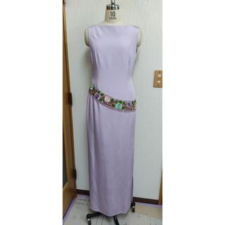 ESCADA - エスカーダ シルク ロングドレス
