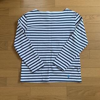 オーシバル(ORCIVAL)のorcival ボーダーロンT メンズ(Tシャツ/カットソー(七分/長袖))