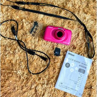 Nikon - Nikon デジタルカメラ COOLPIX W100 防水