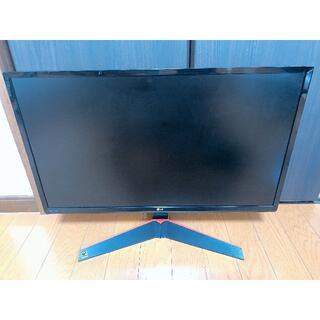 エルジーエレクトロニクス(LG Electronics)の【ジャンク ディスプレイ】LG 24MP59G(ディスプレイ)