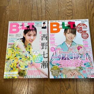 ノギザカフォーティーシックス(乃木坂46)のBLT 乃木坂46(女性アイドル)