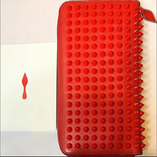 クリスチャンルブタン(Christian Louboutin)のChristian Louboutin 財布 red(財布)