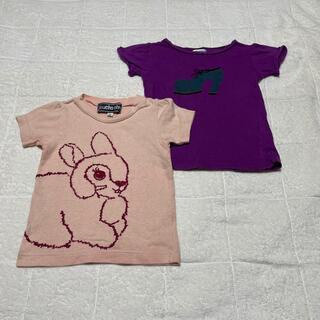 エーキャンビー(A CAN B)のA can B 、ムチャチャ Tシャツセット(Tシャツ/カットソー)