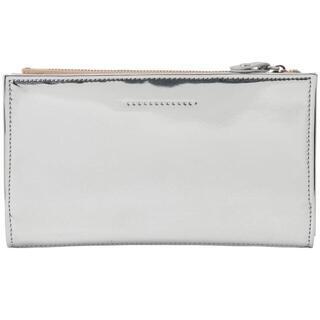 エムエムシックス(MM6)のMM6 メゾンマルジェラ カラーブロック 二つ折り長財布(財布)