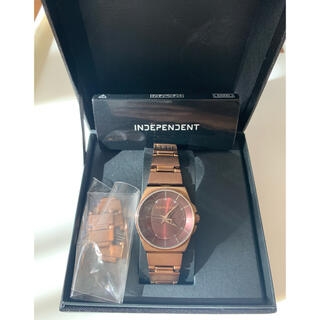 インディペンデント(INDEPENDENT)の【ジャンク】INDEPENDENT 時計 レディース(腕時計)