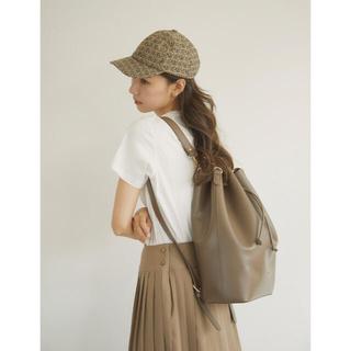 RANDEBOO RB bucket backpack (graige)(リュック/バックパック)