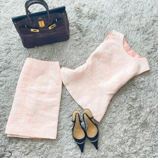 Pinky&Dianne - 新品同様PINKY & DIANNE 美ライン スーツ トップス スカート