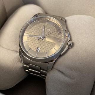 Gucci - グッチ メンズ GUCCI 腕時計 YA126445