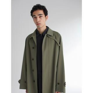 コモリ(COMOLI)のNicosさん専用 auralee wool max ステンカラーコート(ステンカラーコート)