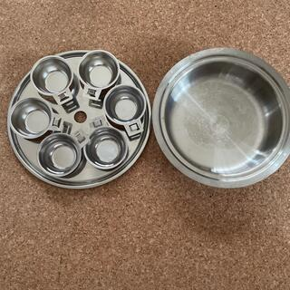 アムウェイ(Amway)のひみ様 専用  アムウェイ 万能カップ 仕切り板 内鍋セット(調理道具/製菓道具)