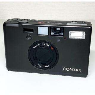 京セラ - 【CONTAX】T3 ブラックチタン 後期型