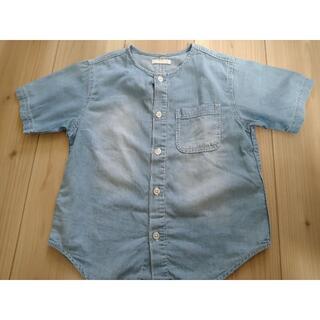 ジーユー(GU)のシャツ(ブラウス)