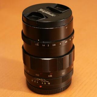 【にゃーーちゃん様専用】Voigtlander NOKTON 25mm (レンズ(単焦点))