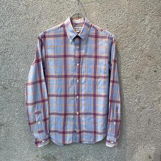 インディヴィジュアライズドシャツ(INDIVIDUALIZED SHIRTS)のINDIVIDUALIZED SHIRTS チェックボタンダウンシャツ(シャツ)