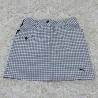 PUMA - プーマ ゴルフ スカート インナー付 S