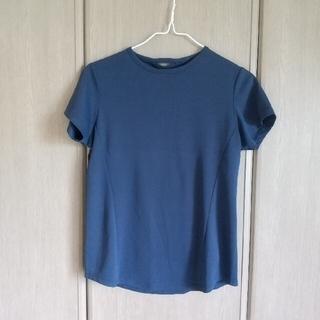 ヘリーハンセン(HELLY HANSEN)のヘリーハンセン Tシャツ M ネイビー 紺 HOW61702(Tシャツ/カットソー(半袖/袖なし))