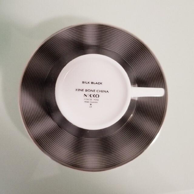 NIKKO(ニッコー)のコーヒーカップ ティーカップ ポット、ソーサー付き インテリア/住まい/日用品のキッチン/食器(食器)の商品写真