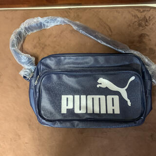 プーマ(PUMA)のPUMA エナメルバッグ(ショルダーバッグ)