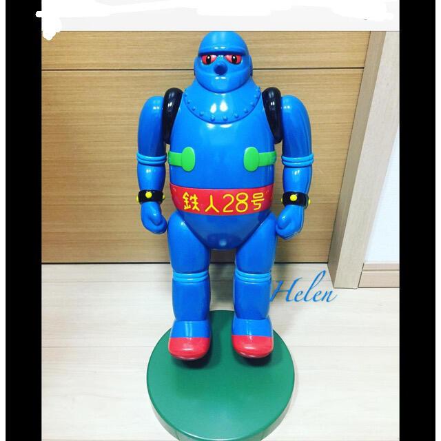 MEDICOM TOY(メディコムトイ)のBEAMS新宿 鉄人28号 生誕60周年記念限定 人形 ビームス100体限定 エンタメ/ホビーのフィギュア(特撮)の商品写真