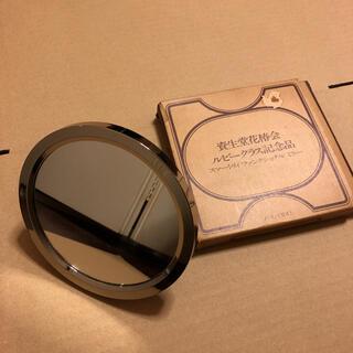 シセイドウ(SHISEIDO (資生堂))の《新品》資生堂★革ベルト 高級スタンドミラー❤️非売品(ミラー)